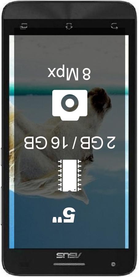 ASUS Peg X003 smartphone