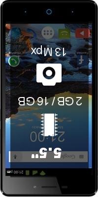 ZTE Blade V580 smartphone