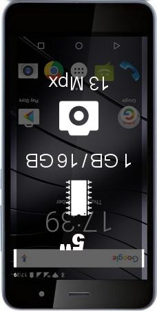 Gigaset GS160 smartphone