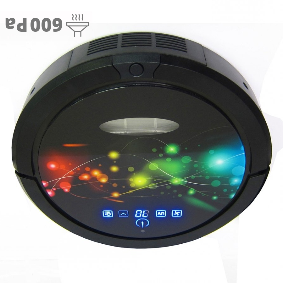 CleanMate QQ6 robot vacuum cleaner