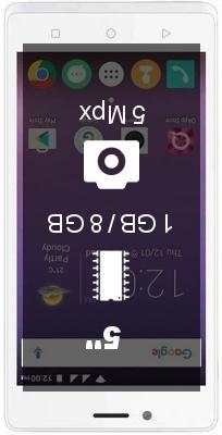 QMobile i7i Pro smartphone