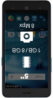 ZTE Blade E01 smartphone