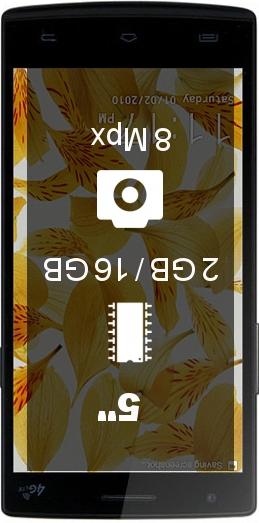 Tengda P3000t smartphone