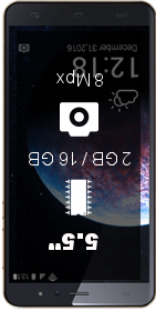 InnJoo Halo X smartphone