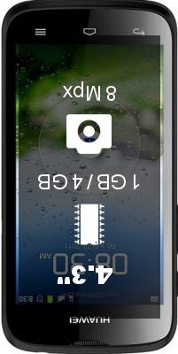 Huawei Ascend P1 LTE smartphone