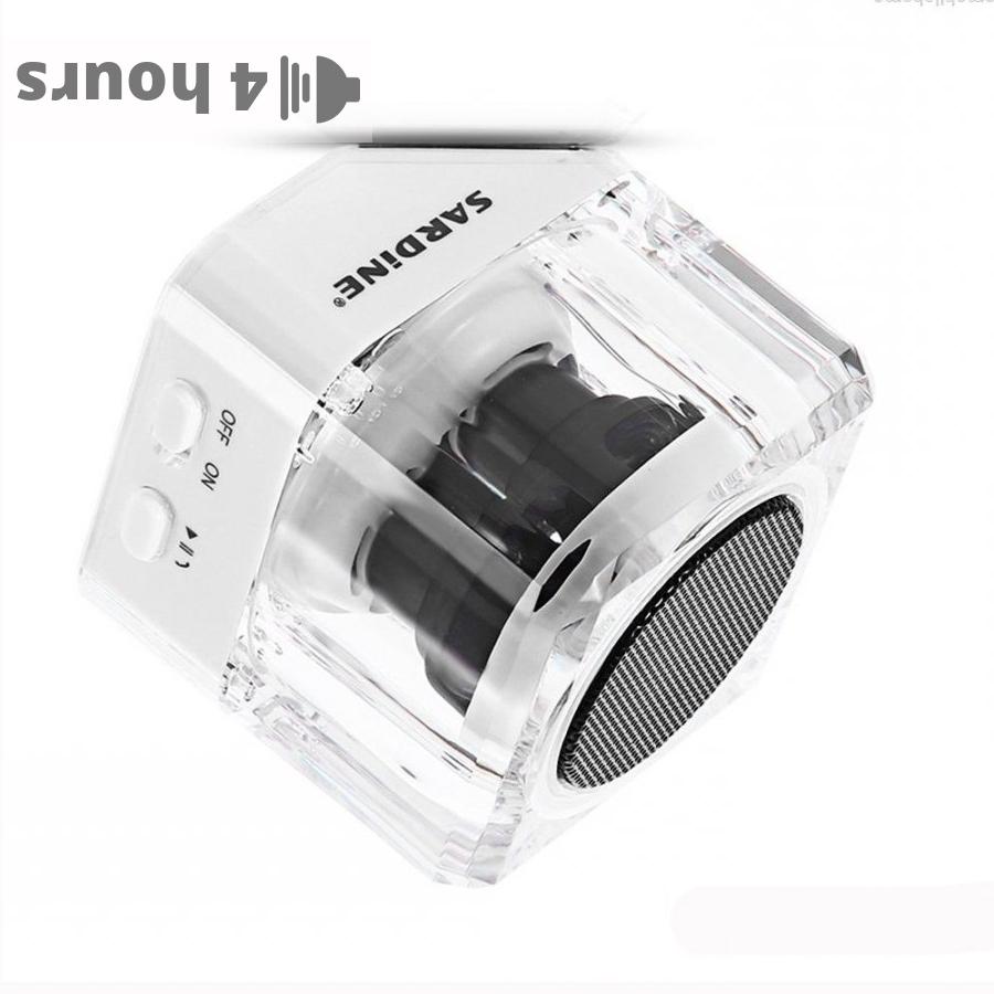 Sardine B6 portable speaker