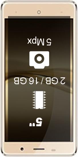 Leagoo M5 smartphone