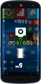 Archos 50 Cesium smartphone