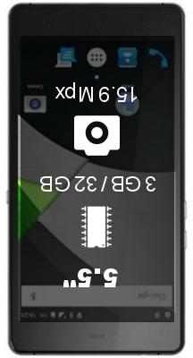 MobiWire Tala smartphone