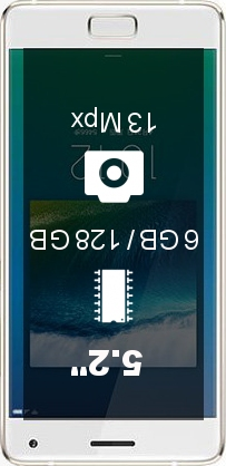 Zuk Z2 Pro 6GB 128GB smartphone