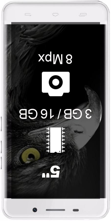 Ulefone Metal Standard smartphone