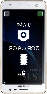 Samsung Galaxy J3 Pro J3110 smartphone