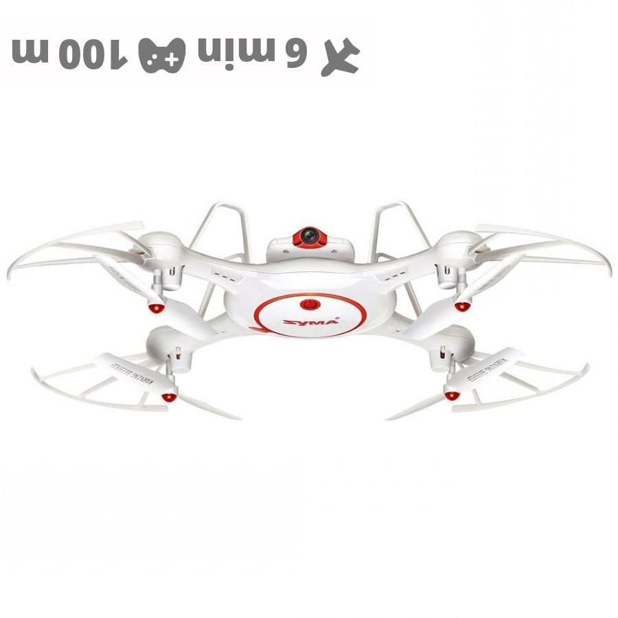 Syma X5UC drone