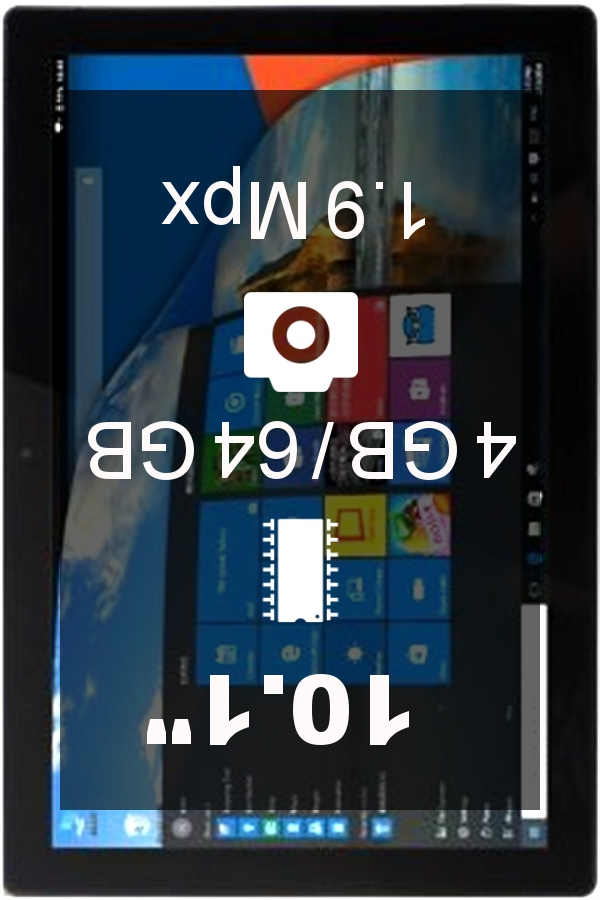Teclast Tbook 10 tablet
