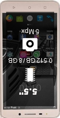 Amigoo R700 smartphone