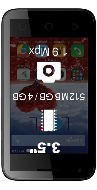 Panasonic Love T10 smartphone