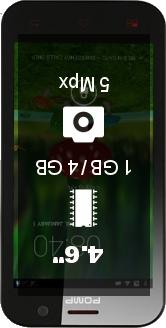 Pomp W89 smartphone