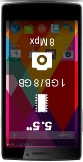 Mijue M580 smartphone