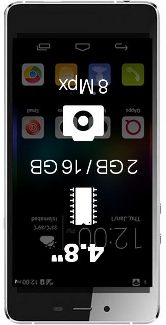 QMobile Noir Z9 smartphone