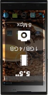 Ulefone U5 smartphone