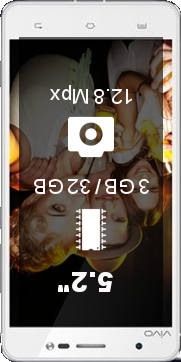 Vivo Xshot - smartphone