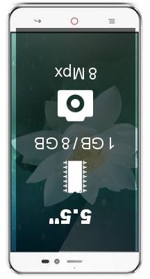 Xiaolajiao K2 smartphone