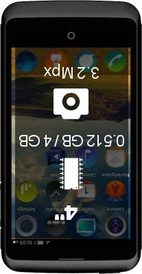ZTE Open C smartphone