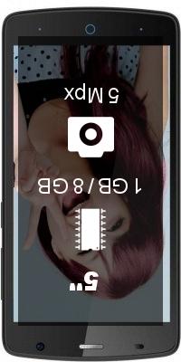 ZTE Blade L5 smartphone