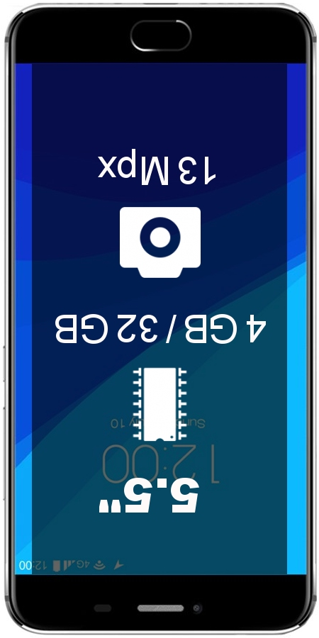 UMI Z smartphone