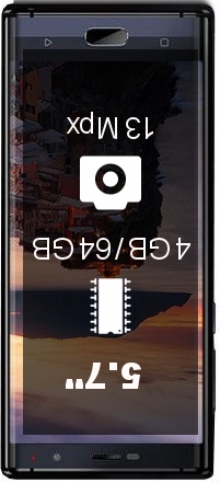 Maze Comet smartphone