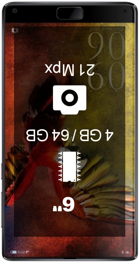 Elephone S8 4GB - 64GB smartphone