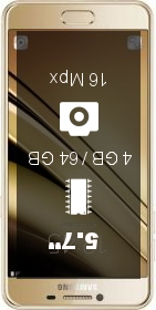 Samsung Galaxy C7 Pro C7010 smartphone
