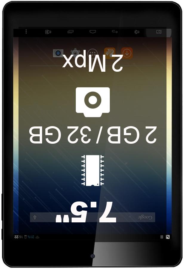 Teclast X89 Kindow tablet