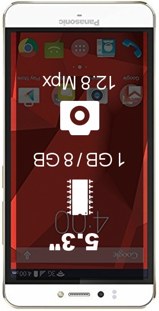 Panasonic P55 NOVO smartphone