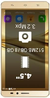 Celkon Astro smartphone