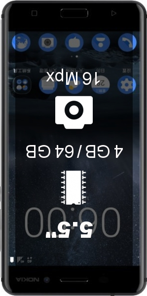Nokia 6 4GB 64GB smartphone