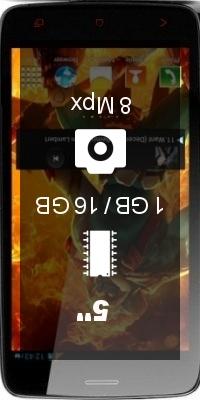 INew I4000 HD 1GB 16GB smartphone