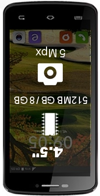 BQ S-4560 Golf smartphone