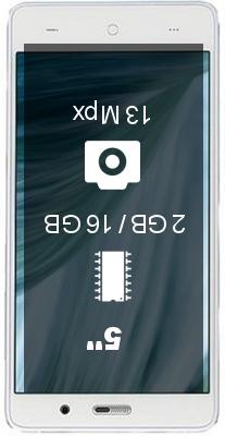 Lyf Water 4 smartphone