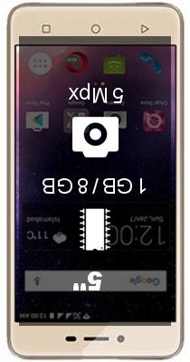 QMobile Energy X1 smartphone