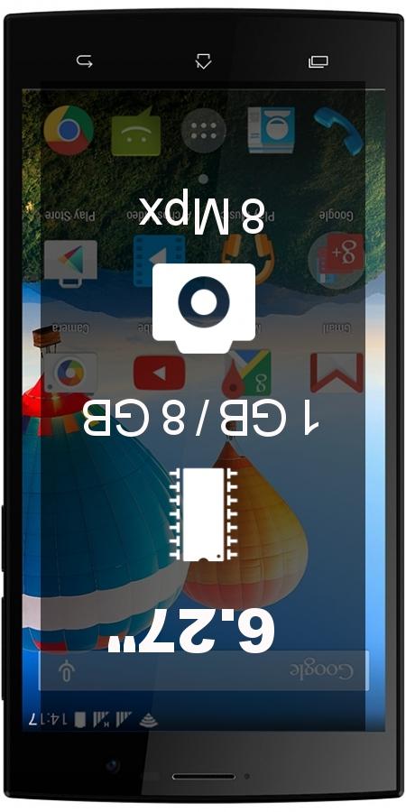 Archos 62 Xenon smartphone