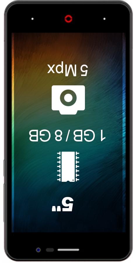 Doopro P3 smartphone