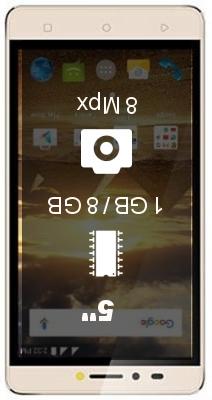 Karbonn Aura 4G smartphone