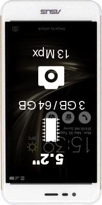 ASUS ZenFone Peg 3S 3GB 64GB smartphone