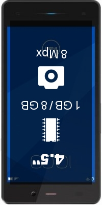 INew U3 smartphone