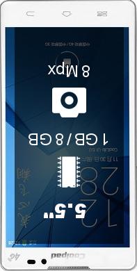 Coolpad 8730L smartphone