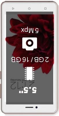 Zen Cinemax 4G smartphone