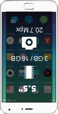 MEIZU MX4 Pro 16GB smartphone