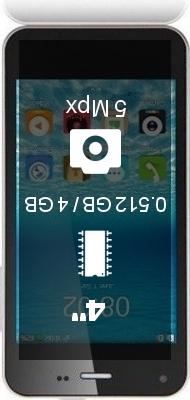 Jiayu F1 smartphone