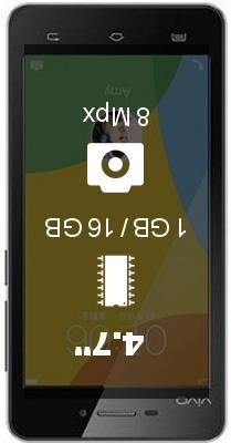 Vivo Y31L smartphone